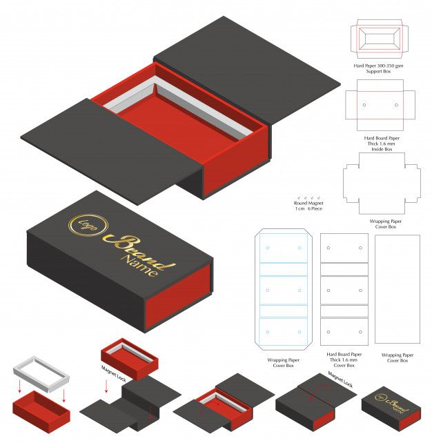 Label and Package Design