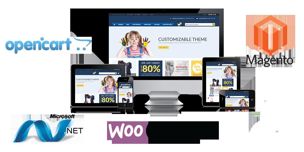 Ecommerce website design Trinidad and Tobago
