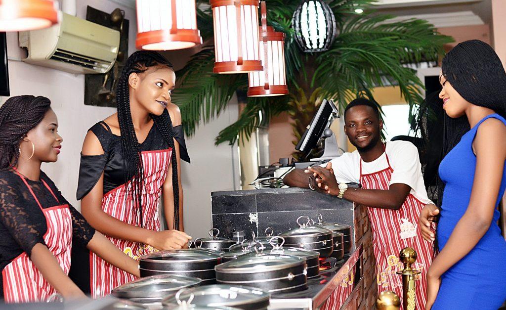 Restaurant Photography Trinidad